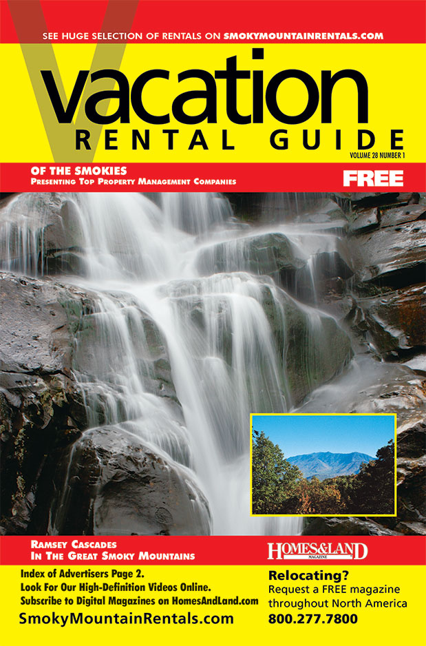 Vacation Rental Guide of the Smokies